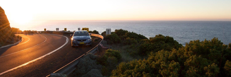 Ochtend  Great  Ocean  Road Australie