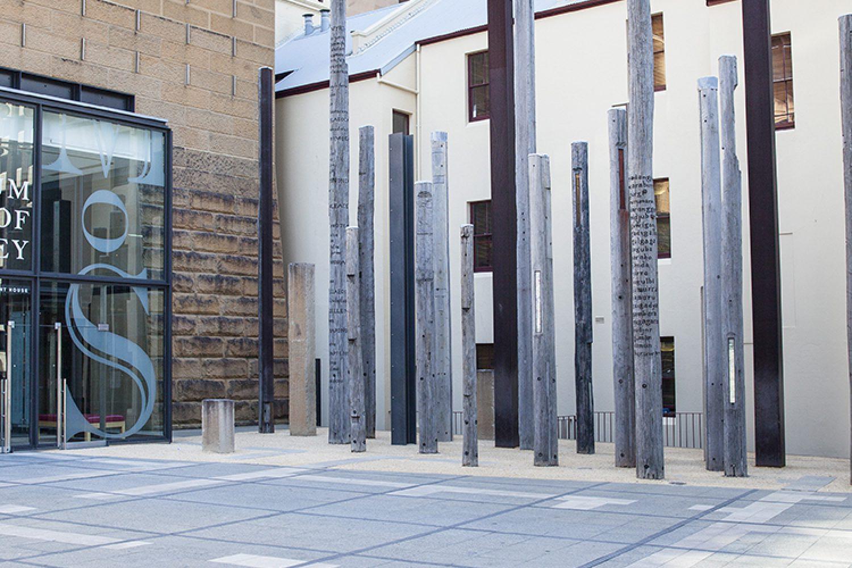 Australien: Museen - Museum Of Sydney