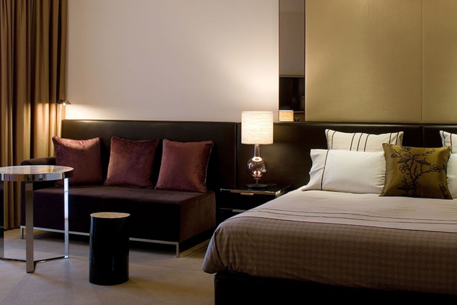 Melbourne: The Royce Hotel - Executive Room