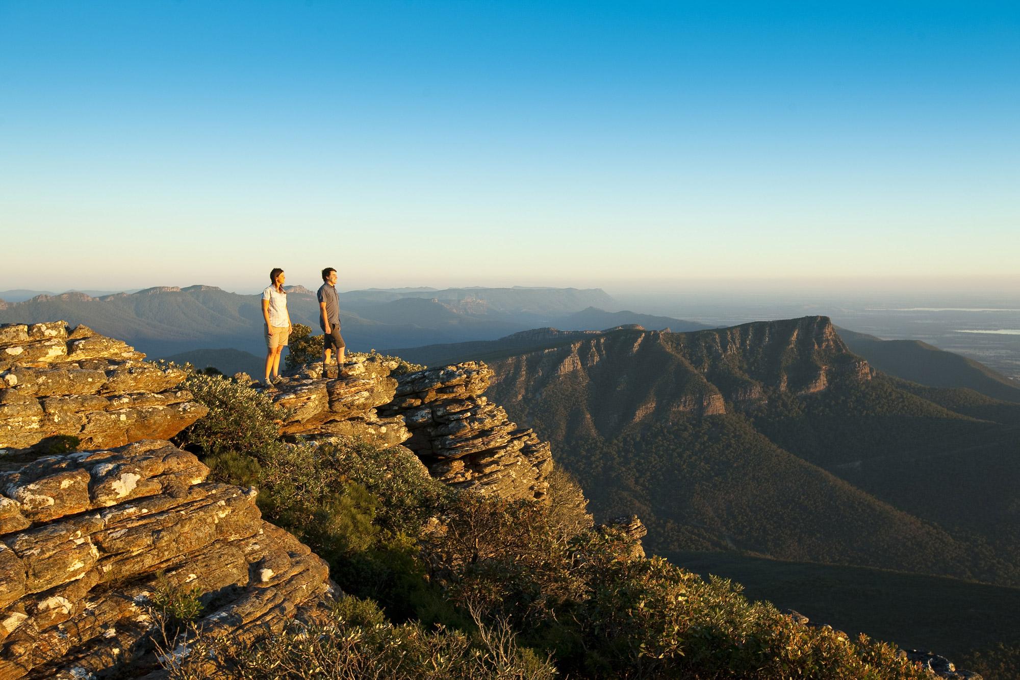 Australien Nationalparks Grampians National Park Erleben