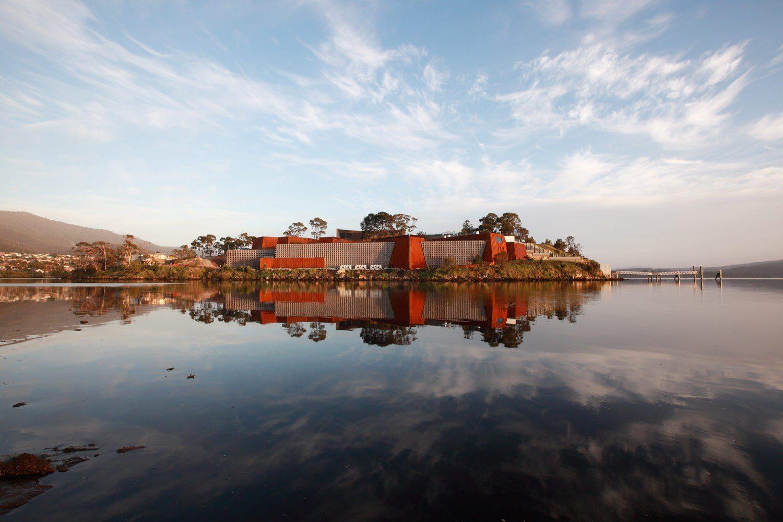 Sehenswürdigkeiten Tasmanien: Hobart: Museum of Old and New Art (MONA)
