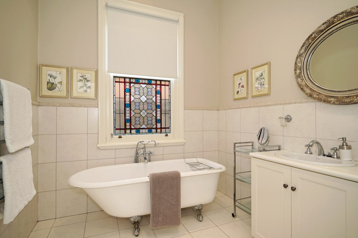 Perth: Durack House Bed and Breakfast - Bad