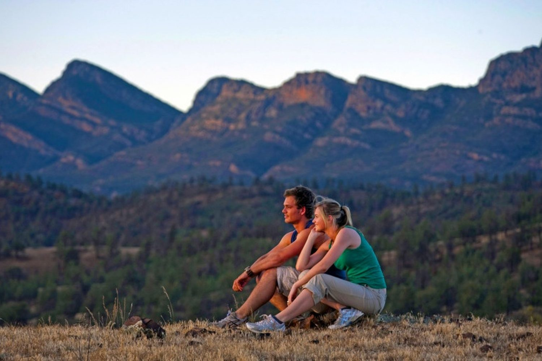 Flinders Ranges: Arkaba Hill