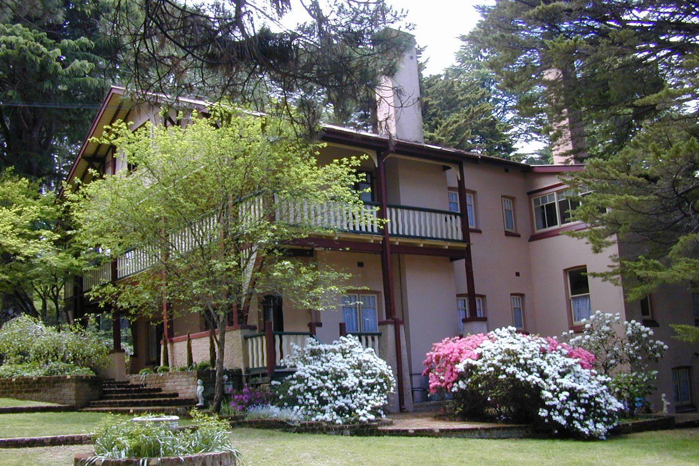 Romantische Unterkunft: Whispering Pines in den Blue Mountains