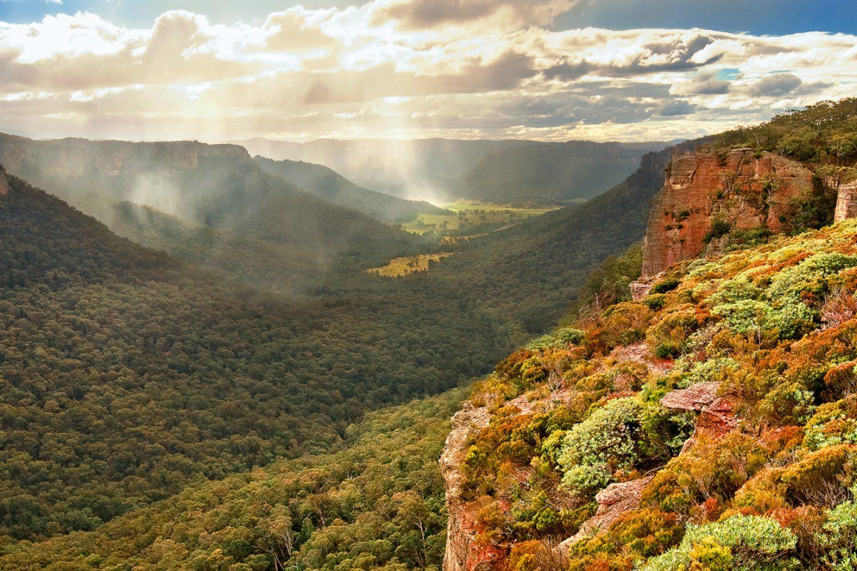 Blue Mountains Nationalpark