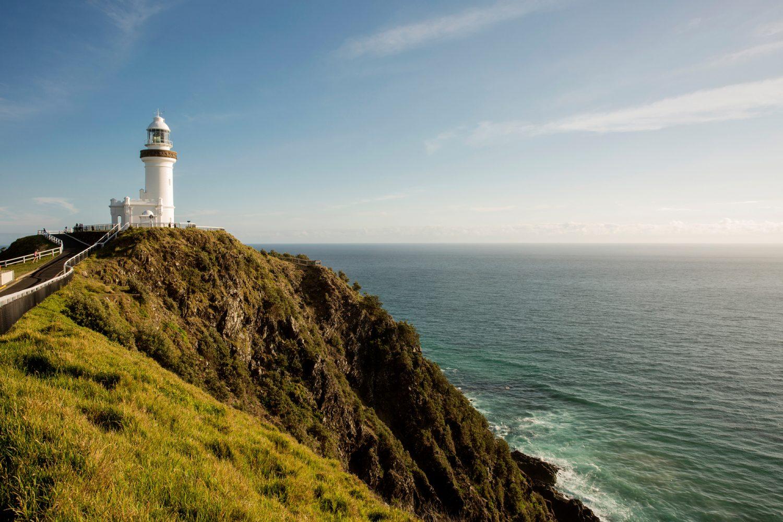 Der östlichste Punkt Australiens: Byron Bay Leuchtturm