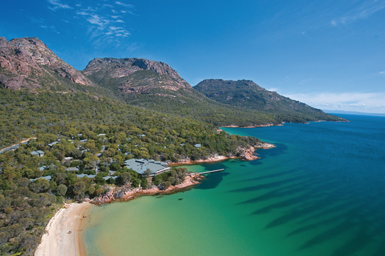 Freycinet Lodge, Coles Bay