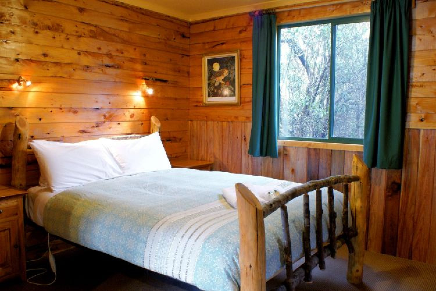 Cradle Mountain Highlanders Cottages: Buttongrass  Cottage