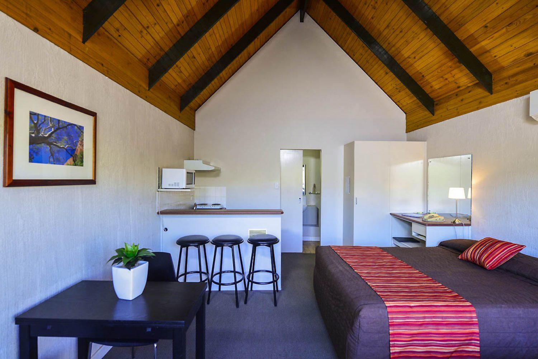 Alice Springs: Desert Palms Resort - Villa Innenansicht