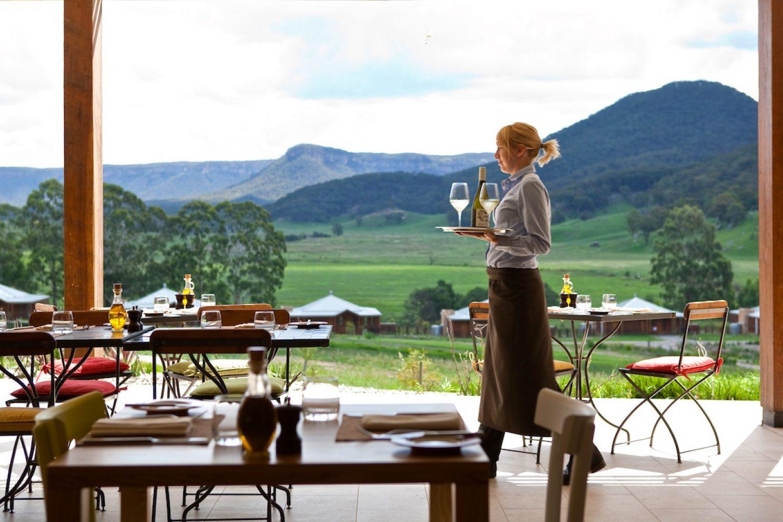 Emirates One&Only Wolgan Valley: Restaurant