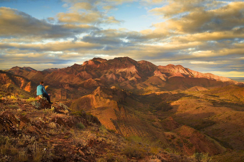 Wandern in den Flinders Ranges
