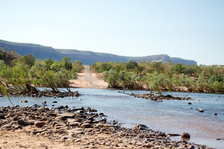 Kimberley-Region: Gibb River Road