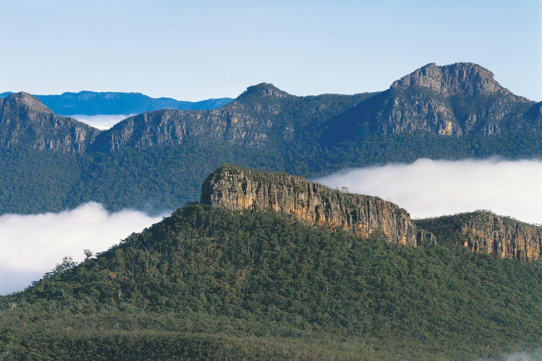 Grampians Nationalpark in Victoria