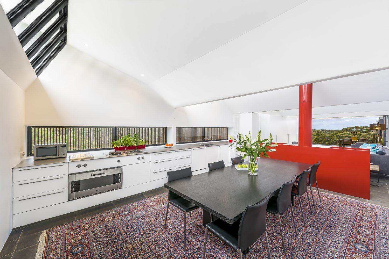 Alkina Lodge: Küche