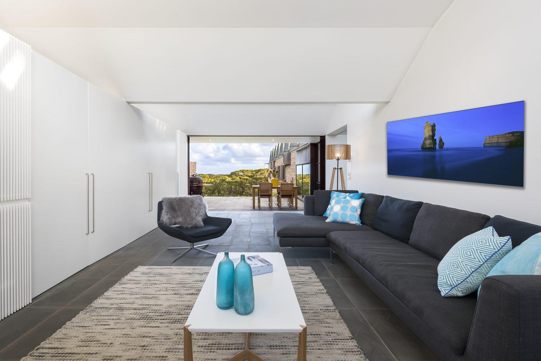 Alkina Lodge: Wohnraum