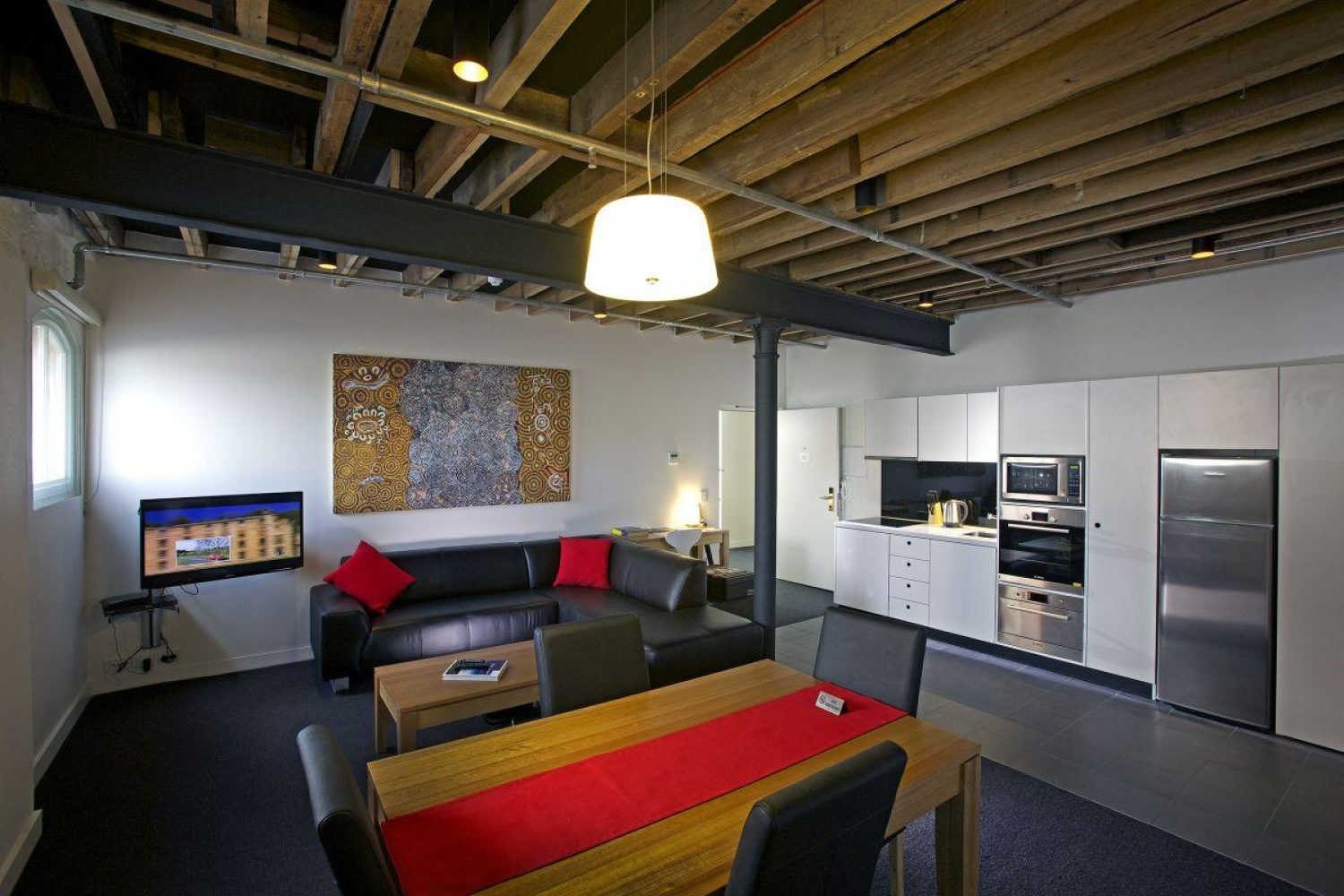 Gibson's Mill in Hobart - One Bedroom Apartment