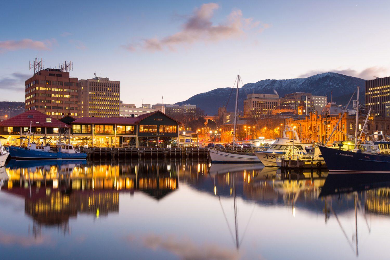 Hobart Waterfront