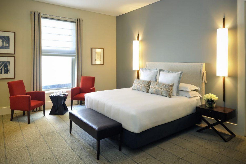 Hotel Lindrum Melbourne Zimmerbeispiel