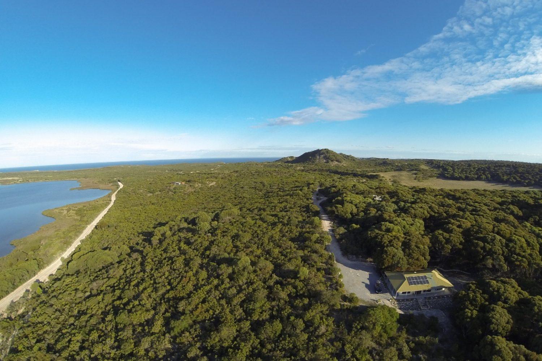 Kangaroo Island: Pelican Lagoon