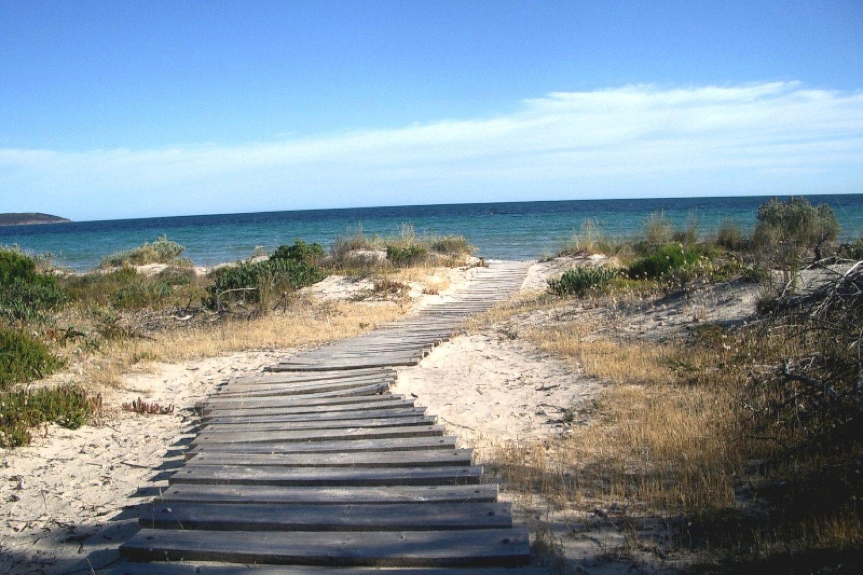 Kangaroo Island: Kestrel Downs Beach