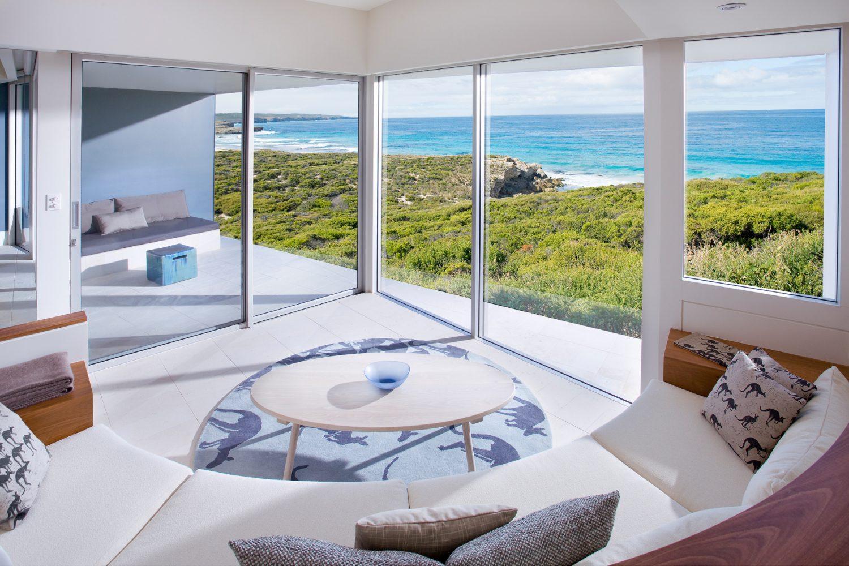 Southern Ocean Lodge: Flinders Suite
