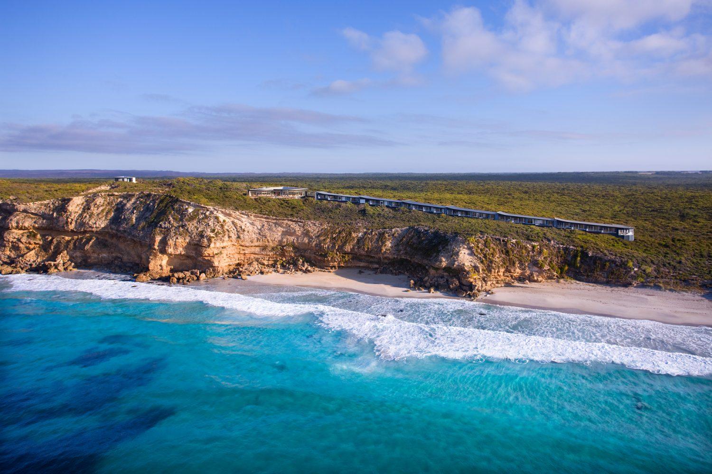 Luxus-Lodge in Südaustralien: Southern Ocean Lodge
