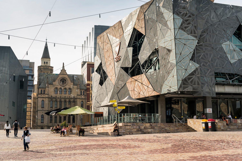 Melbourne: Federation Square