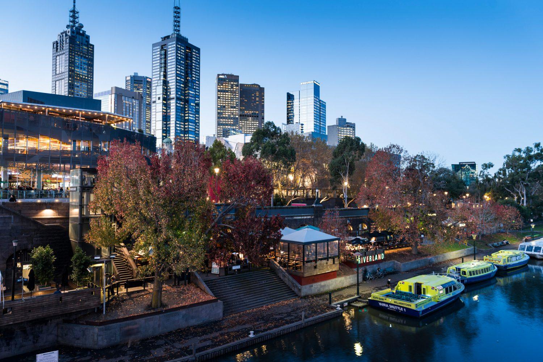 Australien: Melbourne - Princess Walk