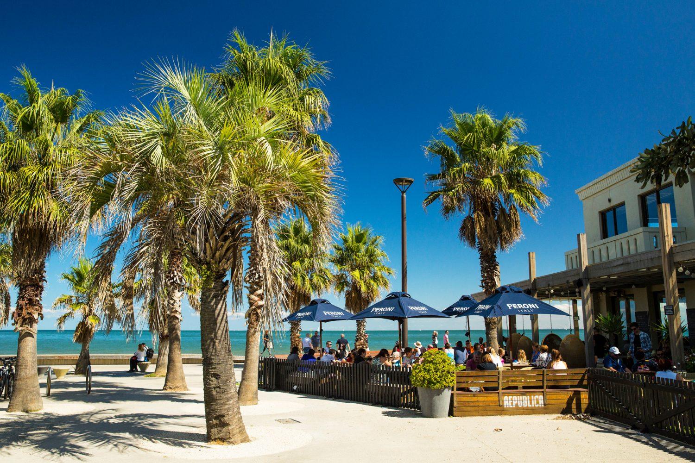 Melbourne: St. Kilda Beach