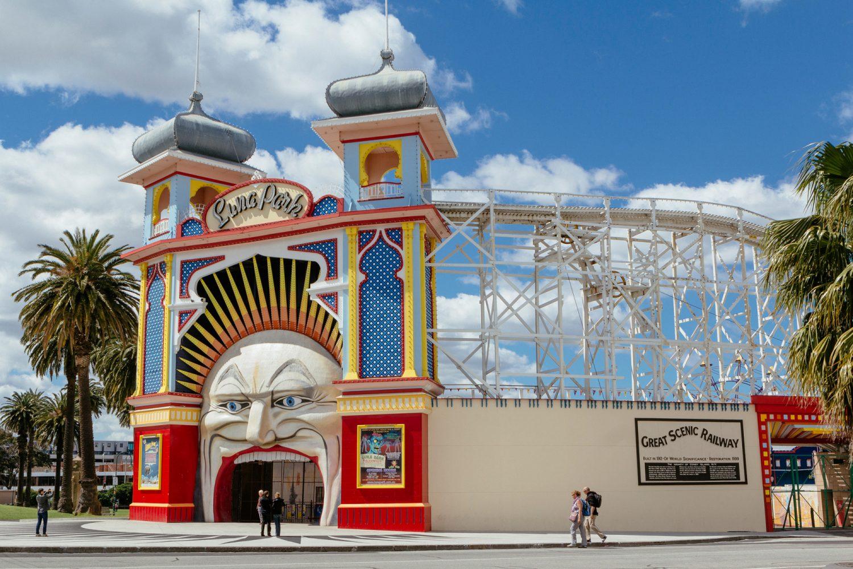 St. Kilda Luna Park