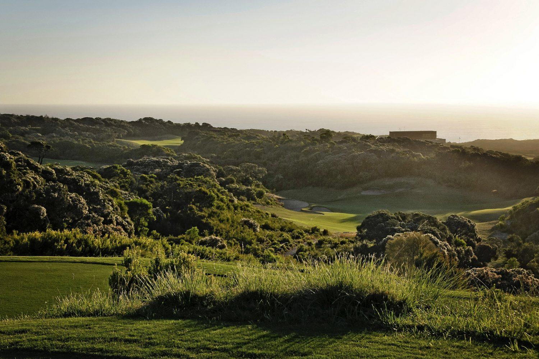 Mornington Peninsula: Golfplatz am Meer