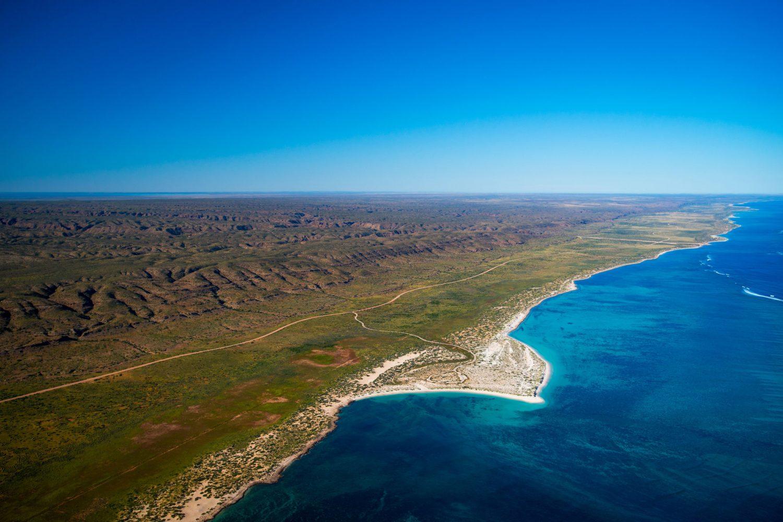 Australien Urlaub: Ningaloo Reef Cape Range National Park