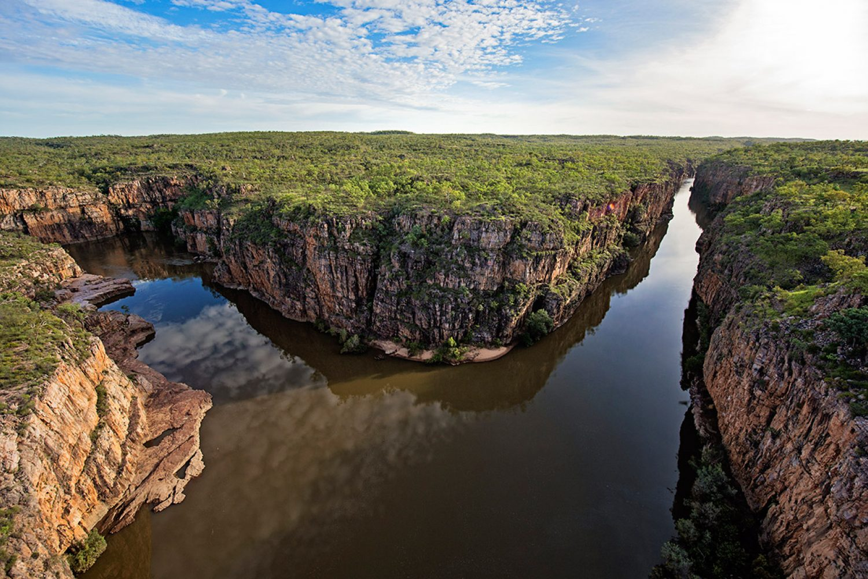 Australien: Northern Territory - Katherine Gorge Tour
