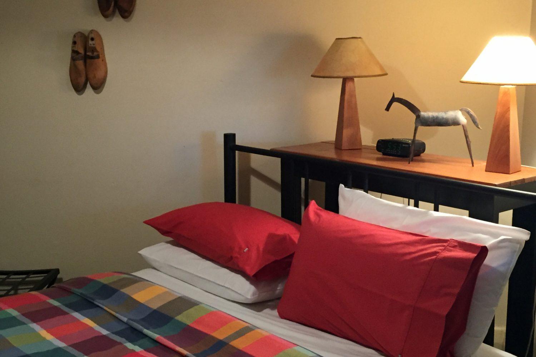 O'Deas Cottages: Schlafzimmer