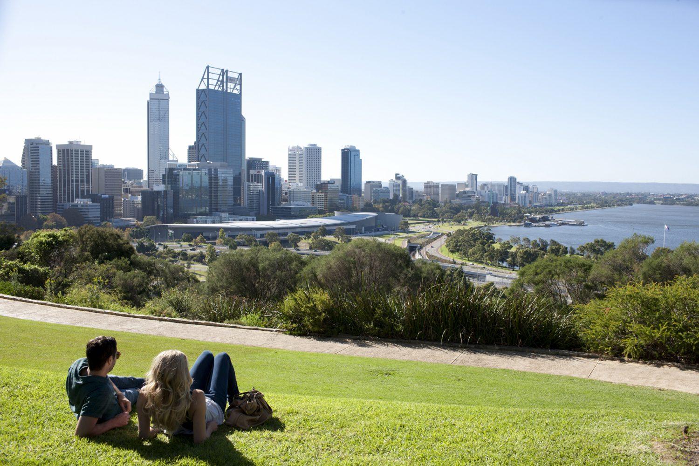 Australien Urlaub: Perth - Kings Park und Botanischer Garten