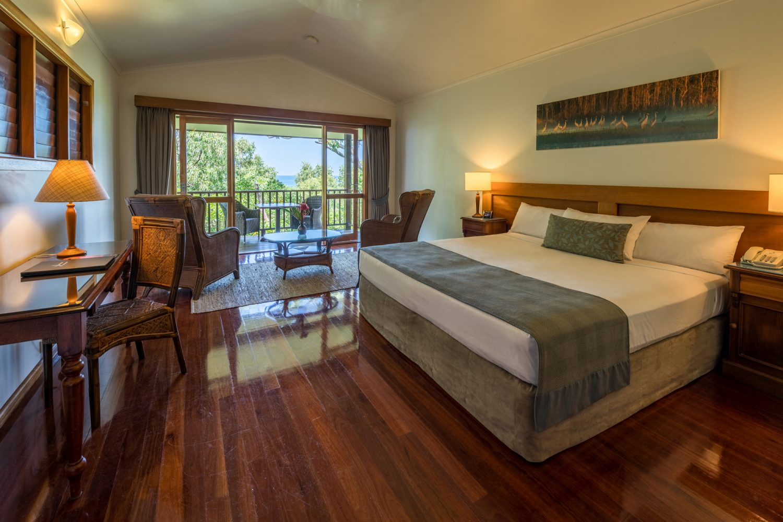 Thala Beach Lodge: Coral Sea Bungalow