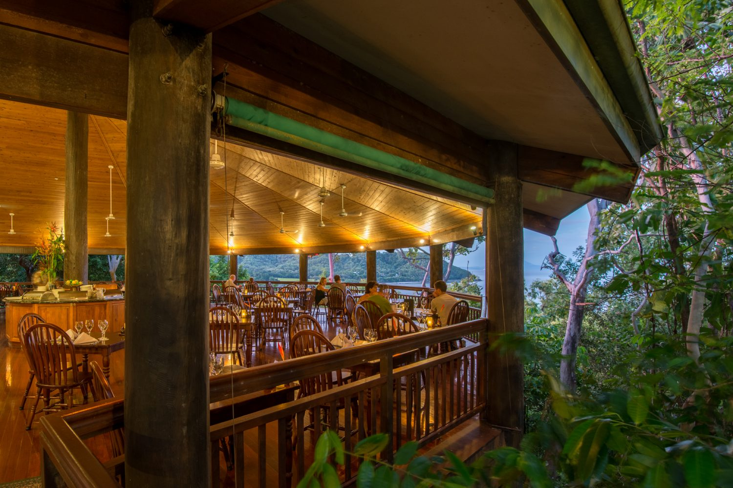 Thala Beach Lodge Restaurant