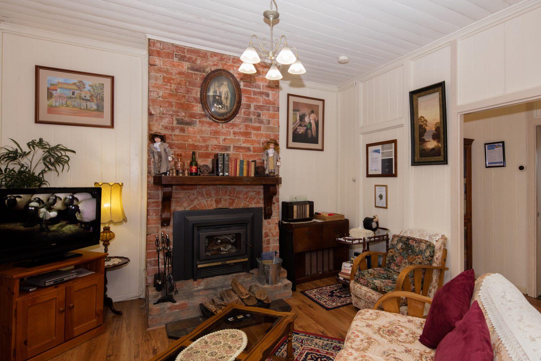Tenterfield Cottage: Wohnzimmer