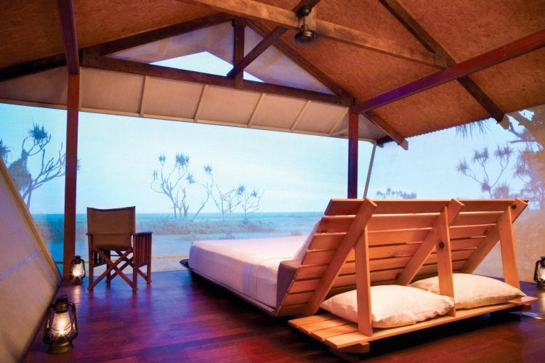 Kakadu: Luxus pur nah an der Natur