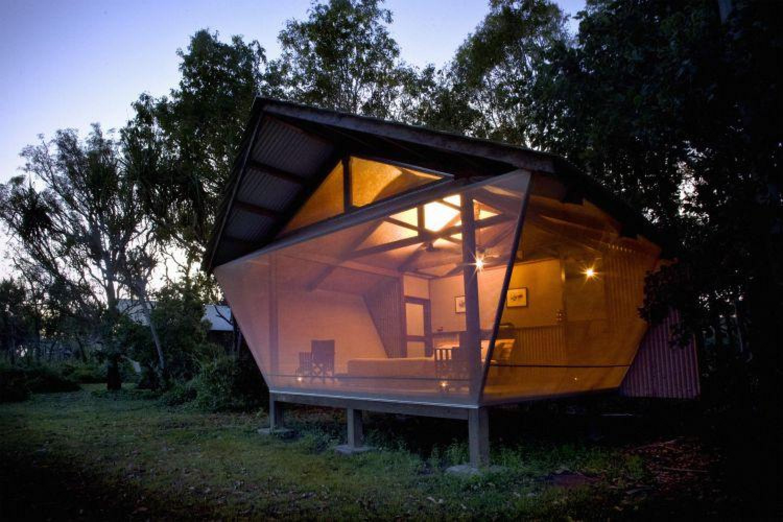 Kakadu: Luxuriös übernachten im Safarizelt