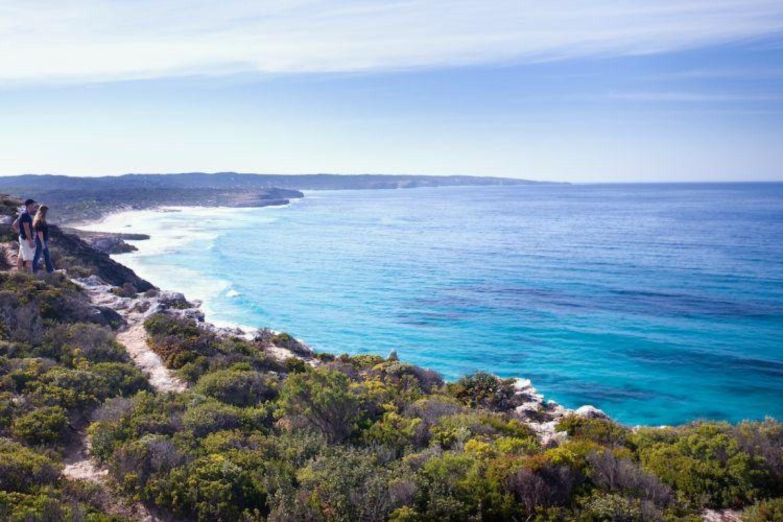 Kangaroo Island - Blick auf die Küste im Süden