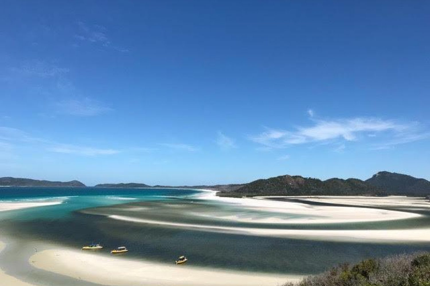 Traumhafte Whitsundays in Queensland