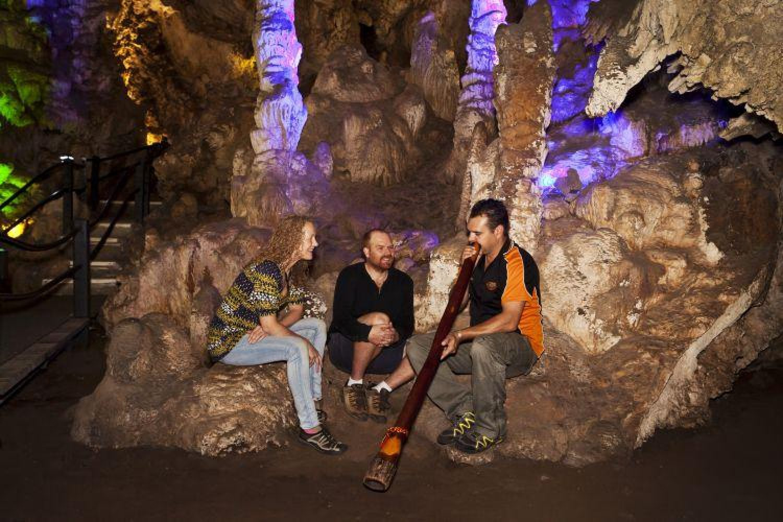 Aborigine-Kultur und Tropfsteinhöhlen im Südwesten Australiens