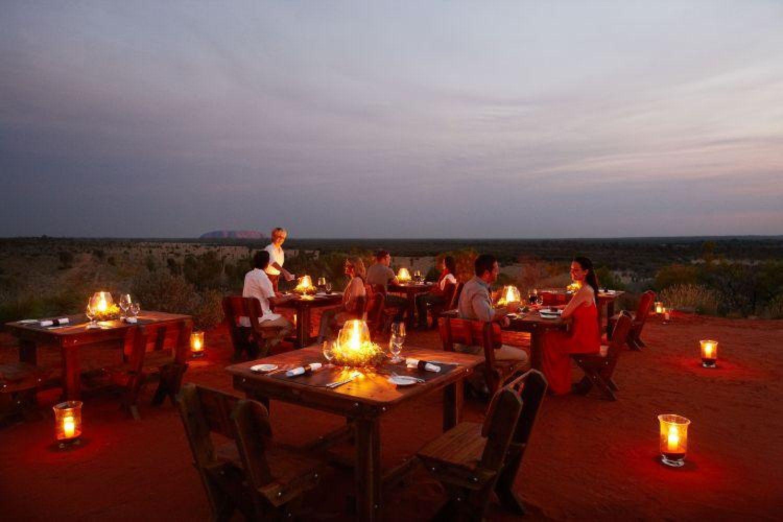 Uluru: Dinner unter den Sternen