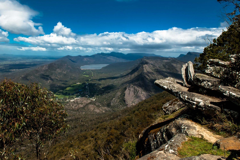 Australien: Victoria - Grampians Nationalpark