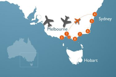 Australien: 3-wöchige Reise zu Weihnachten und Silvester