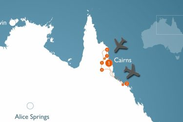 Alt 25 Wochen Tropisches Queensland