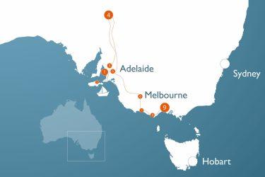 Alt 3 Wochen Sa Adelaide To Melbourne Zoom