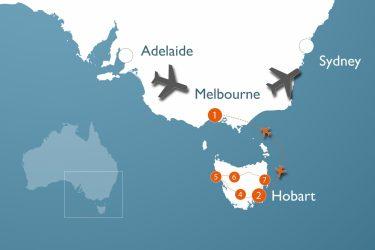 3 Wochen Tasmanien