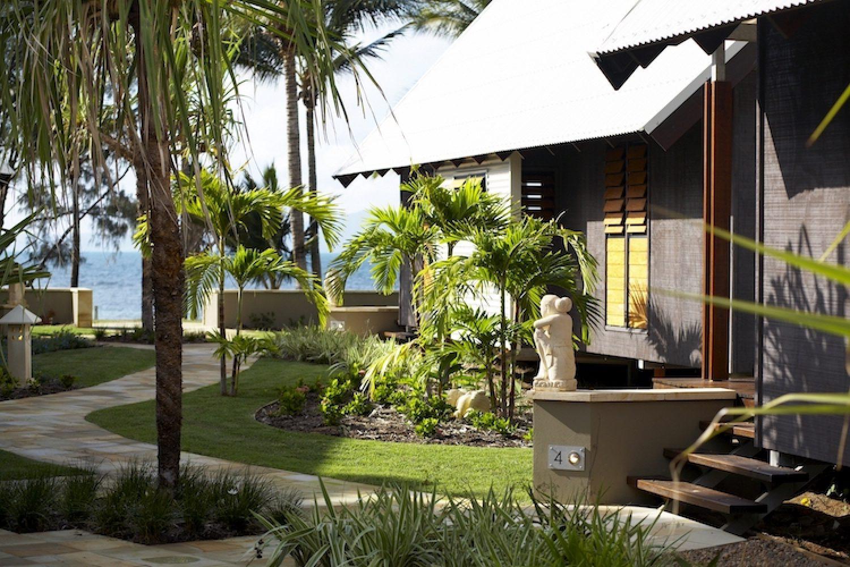 Villa met uitzicht op zee bij Pure Magnetic